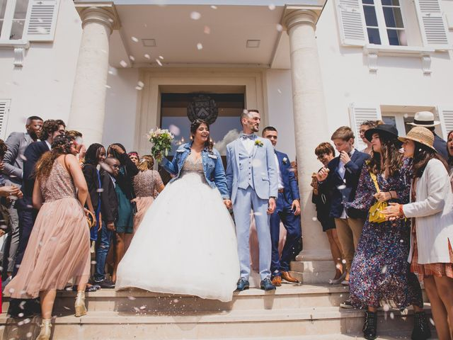 Le mariage de Bruno et Mélissa à Fontenay-Trésigny, Seine-et-Marne 18