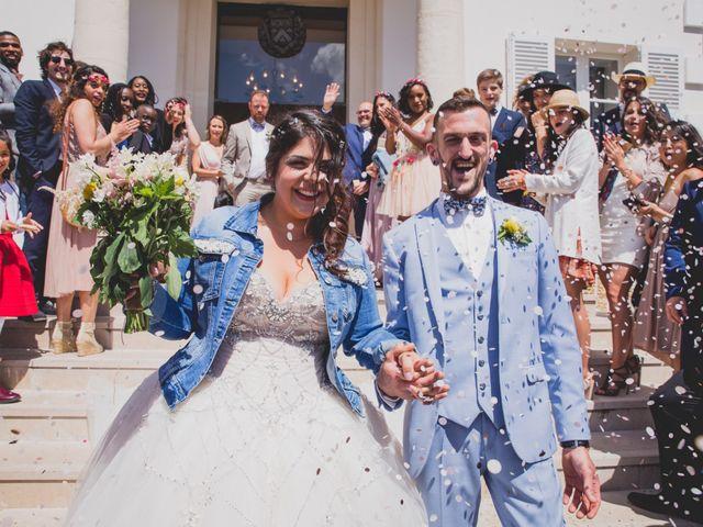 Le mariage de Bruno et Mélissa à Fontenay-Trésigny, Seine-et-Marne 19