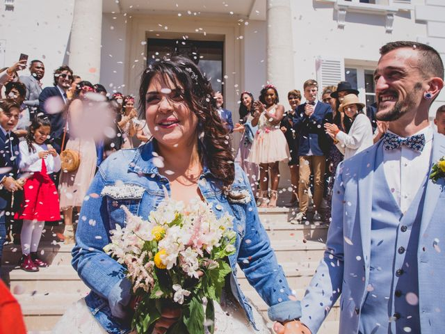 Le mariage de Bruno et Mélissa à Fontenay-Trésigny, Seine-et-Marne 20
