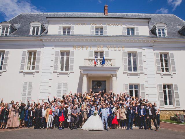 Le mariage de Bruno et Mélissa à Fontenay-Trésigny, Seine-et-Marne 21