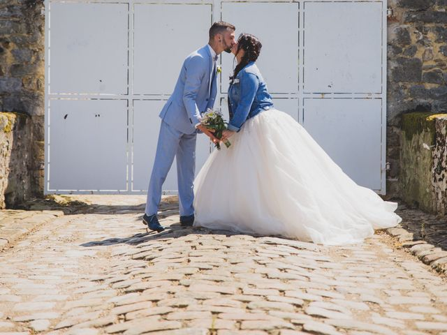 Le mariage de Bruno et Mélissa à Fontenay-Trésigny, Seine-et-Marne 22