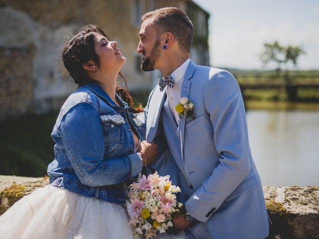 Le mariage de Bruno et Mélissa à Fontenay-Trésigny, Seine-et-Marne 23