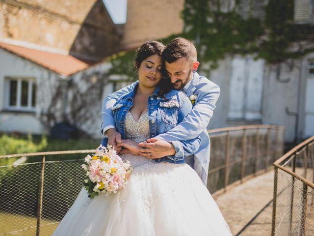 Le mariage de Bruno et Mélissa à Fontenay-Trésigny, Seine-et-Marne 24