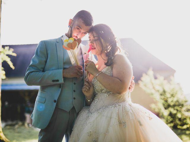 Le mariage de Bruno et Mélissa à Fontenay-Trésigny, Seine-et-Marne 25