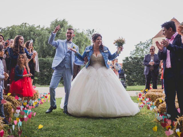 Le mariage de Bruno et Mélissa à Fontenay-Trésigny, Seine-et-Marne 27