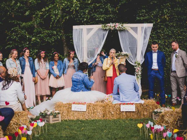 Le mariage de Bruno et Mélissa à Fontenay-Trésigny, Seine-et-Marne 28