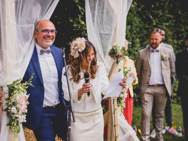 Le mariage de Bruno et Mélissa à Fontenay-Trésigny, Seine-et-Marne 30