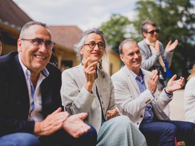 Le mariage de Bruno et Mélissa à Fontenay-Trésigny, Seine-et-Marne 37