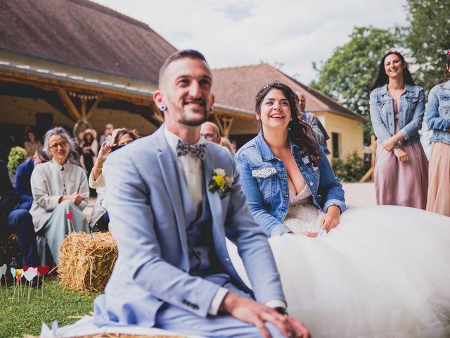 Le mariage de Bruno et Mélissa à Fontenay-Trésigny, Seine-et-Marne 40