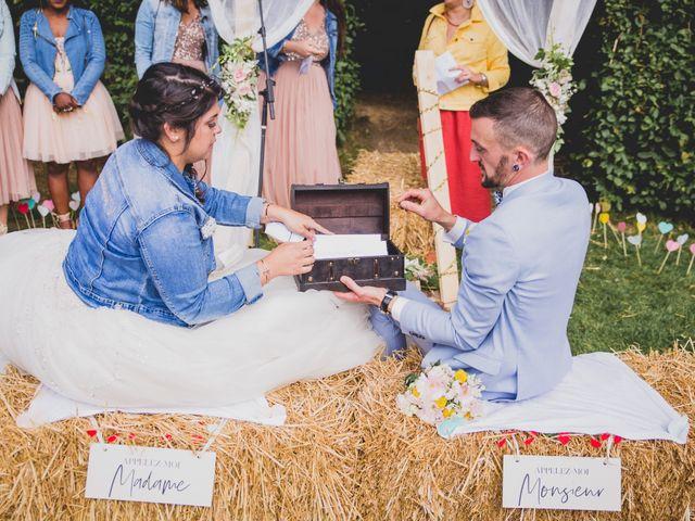 Le mariage de Bruno et Mélissa à Fontenay-Trésigny, Seine-et-Marne 41
