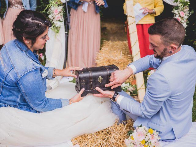 Le mariage de Bruno et Mélissa à Fontenay-Trésigny, Seine-et-Marne 42