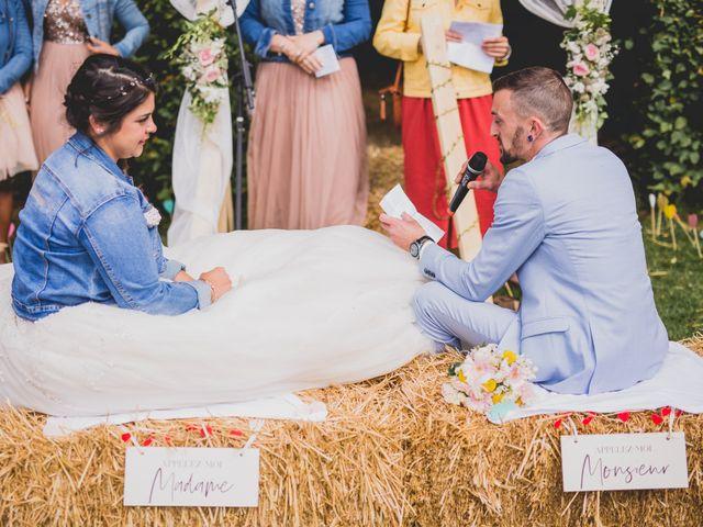 Le mariage de Bruno et Mélissa à Fontenay-Trésigny, Seine-et-Marne 44