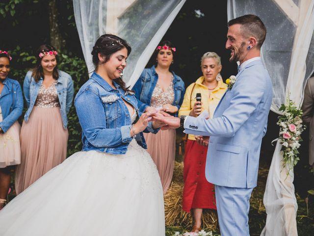 Le mariage de Bruno et Mélissa à Fontenay-Trésigny, Seine-et-Marne 46