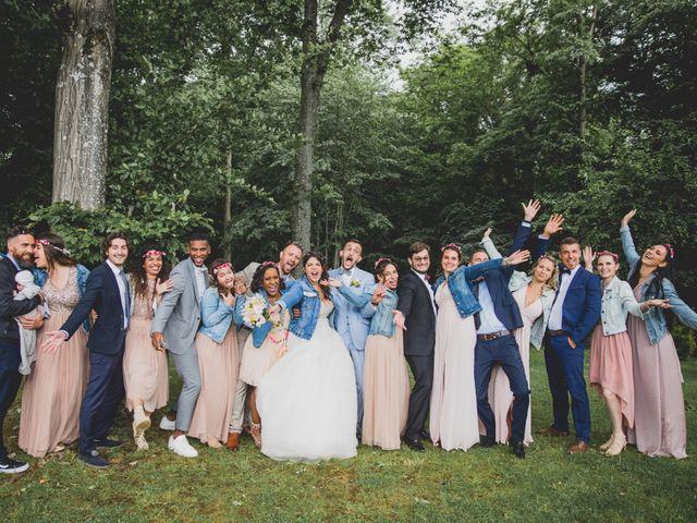 Le mariage de Bruno et Mélissa à Fontenay-Trésigny, Seine-et-Marne 53