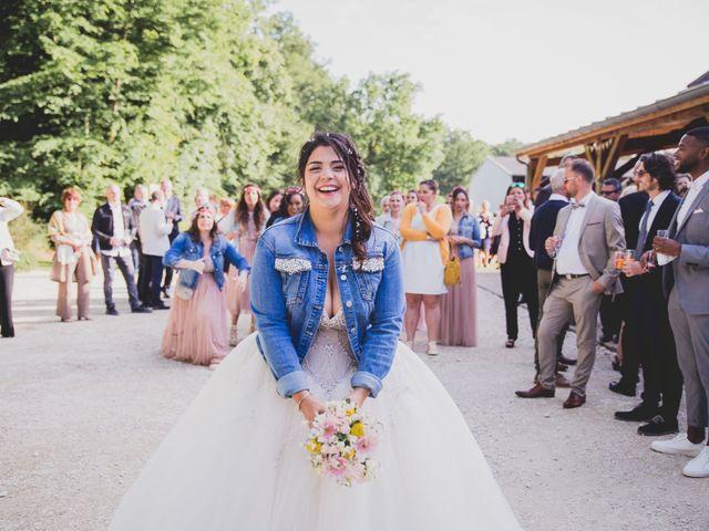Le mariage de Bruno et Mélissa à Fontenay-Trésigny, Seine-et-Marne 64