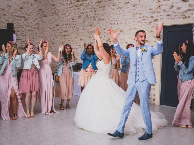 Le mariage de Bruno et Mélissa à Fontenay-Trésigny, Seine-et-Marne 71