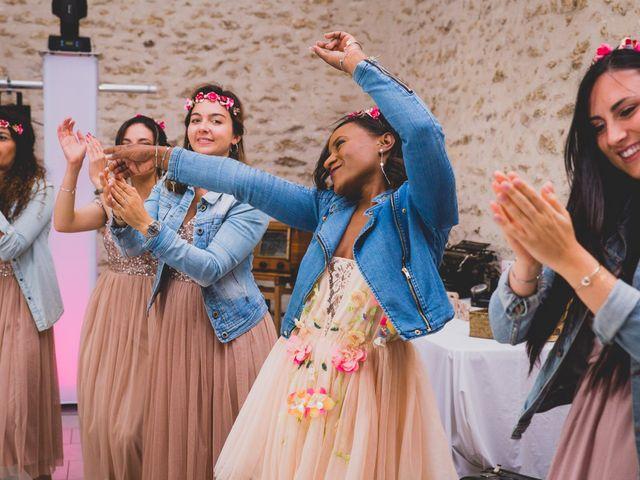 Le mariage de Bruno et Mélissa à Fontenay-Trésigny, Seine-et-Marne 73