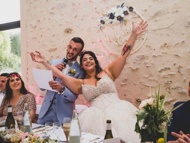 Le mariage de Bruno et Mélissa à Fontenay-Trésigny, Seine-et-Marne 79