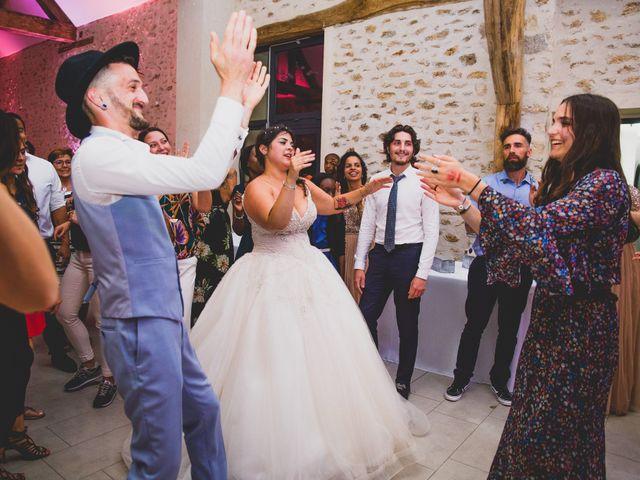 Le mariage de Bruno et Mélissa à Fontenay-Trésigny, Seine-et-Marne 89