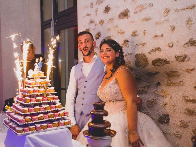 Le mariage de Bruno et Mélissa à Fontenay-Trésigny, Seine-et-Marne 92