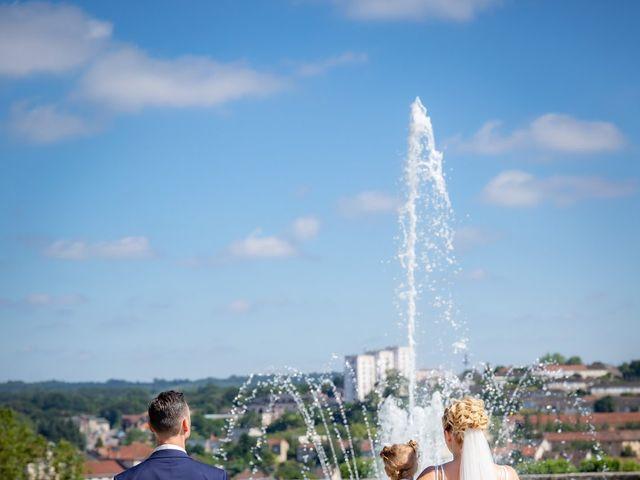Le mariage de Jérémy et Alexandra à Limoges, Haute-Vienne 11
