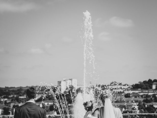 Le mariage de Jérémy et Alexandra à Limoges, Haute-Vienne 12