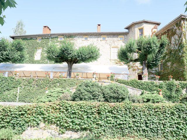 Le mariage de Charles et Louise à Brullioles, Rhône 3