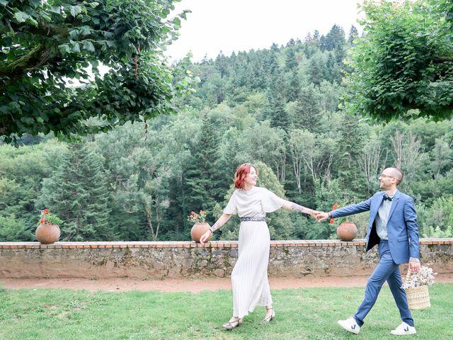 Le mariage de Louise et Charles