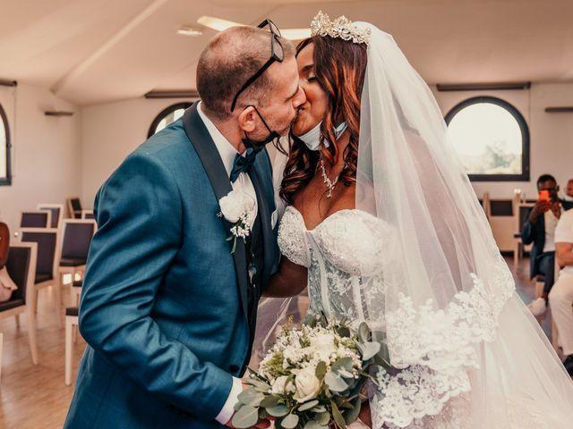 Le mariage de Patrice et Jovelie