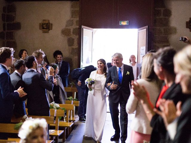 Le mariage de Jean-Baptiste et Agathe à Antrain, Ille et Vilaine 29
