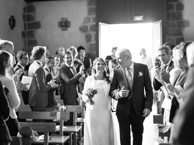 Le mariage de Jean-Baptiste et Agathe à Antrain, Ille et Vilaine 30
