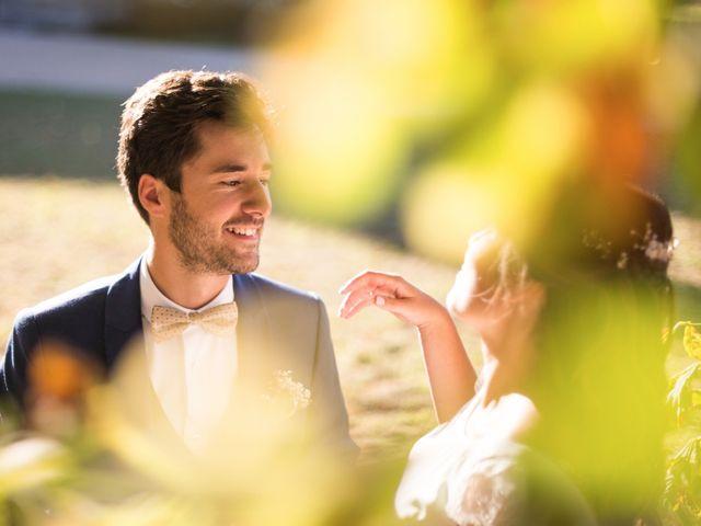 Le mariage de Jean-Baptiste et Agathe à Antrain, Ille et Vilaine 37