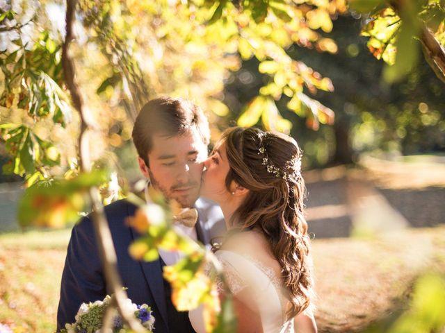 Le mariage de Agathe et Jean-Baptiste