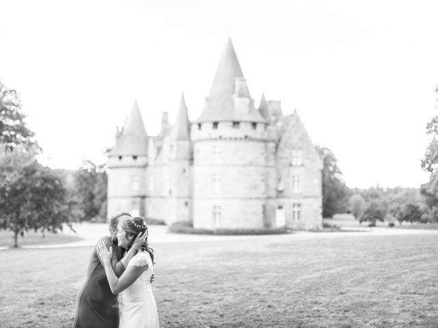 Le mariage de Jean-Baptiste et Agathe à Antrain, Ille et Vilaine 42