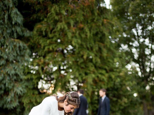 Le mariage de Jean-Baptiste et Agathe à Antrain, Ille et Vilaine 49