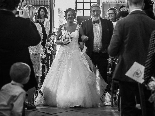 Le mariage de Sylvain et Margaux à Saint-Marcel, Saône et Loire 2
