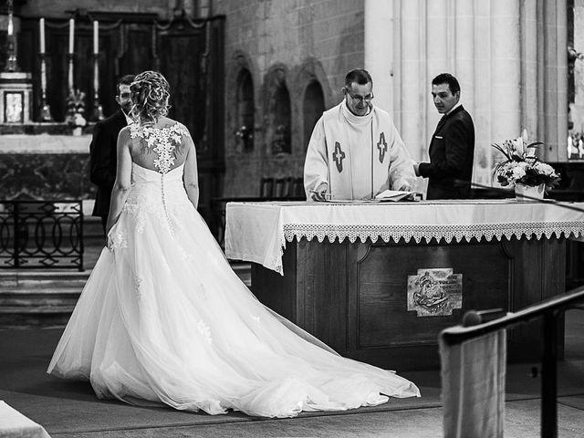 Le mariage de Sylvain et Margaux à Saint-Marcel, Saône et Loire 7