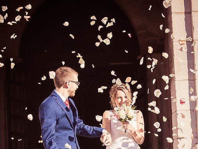 Le mariage de Sylvain et Margaux à Saint-Marcel, Saône et Loire 8