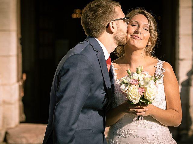 Le mariage de Sylvain et Margaux à Saint-Marcel, Saône et Loire 9