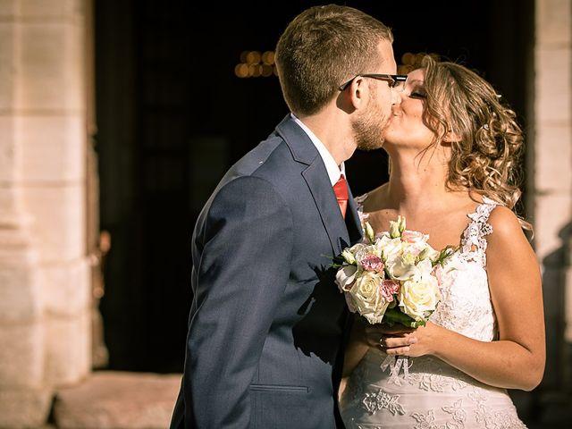 Le mariage de Sylvain et Margaux à Saint-Marcel, Saône et Loire 10