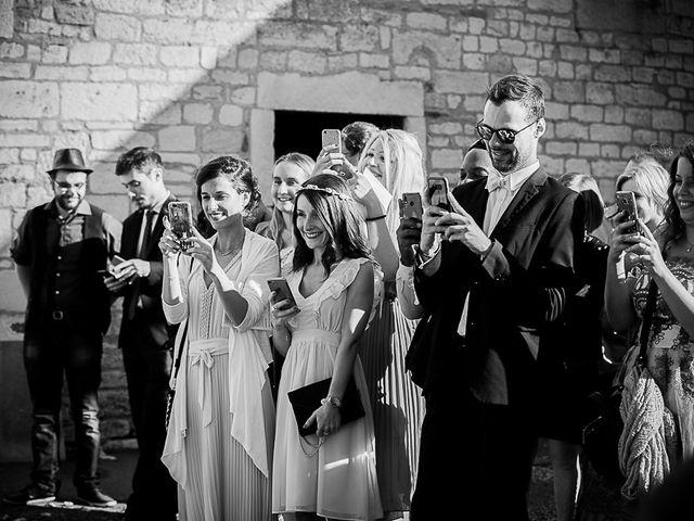 Le mariage de Sylvain et Margaux à Saint-Marcel, Saône et Loire 11