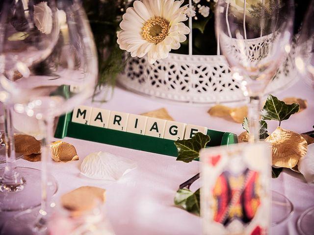 Le mariage de Sylvain et Margaux à Saint-Marcel, Saône et Loire 15