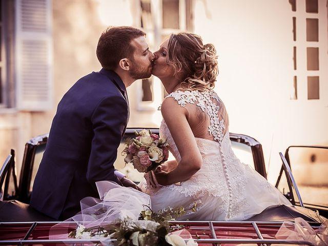 Le mariage de Sylvain et Margaux à Saint-Marcel, Saône et Loire 25