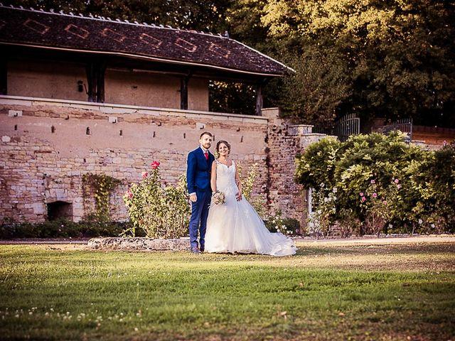 Le mariage de Sylvain et Margaux à Saint-Marcel, Saône et Loire 30