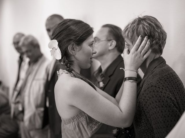 Le mariage de Philippe et Nathalie à Saint-Mariens, Gironde 13