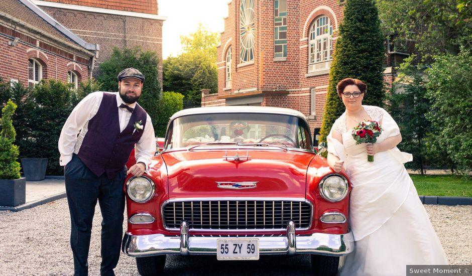 Le mariage de Clément et Audrey à La Madeleine, Nord