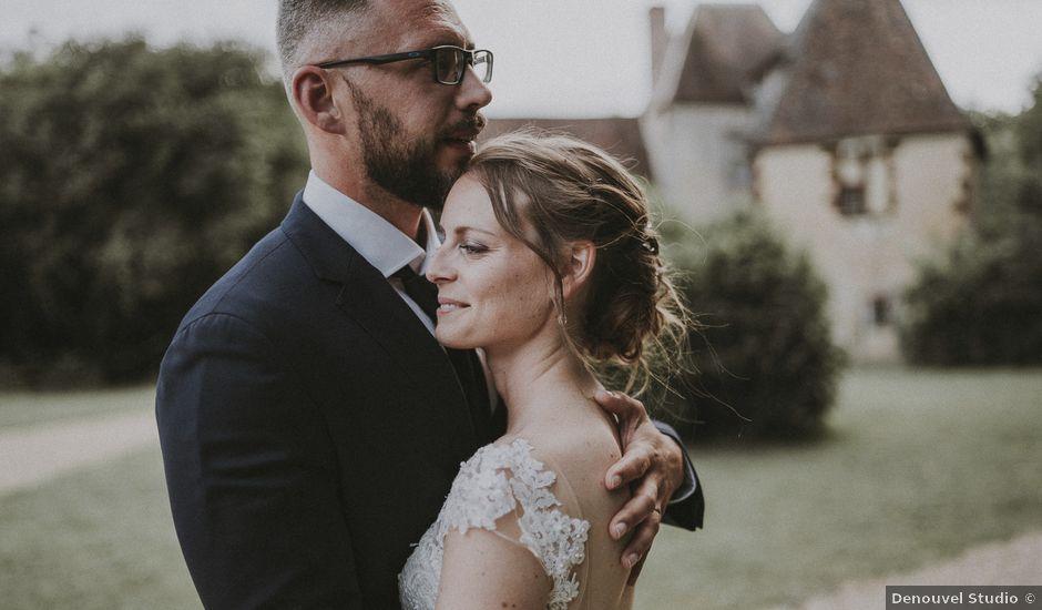 Le mariage de Matthieu et Claire à Choué, Loir-et-Cher