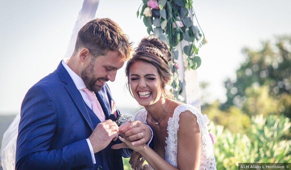 Le mariage de Maxime et Jess à Grignan, Drôme