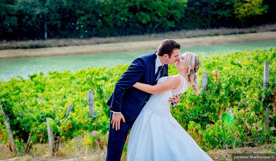 Le mariage de Yohan et Sandra à Nogaro, Gers