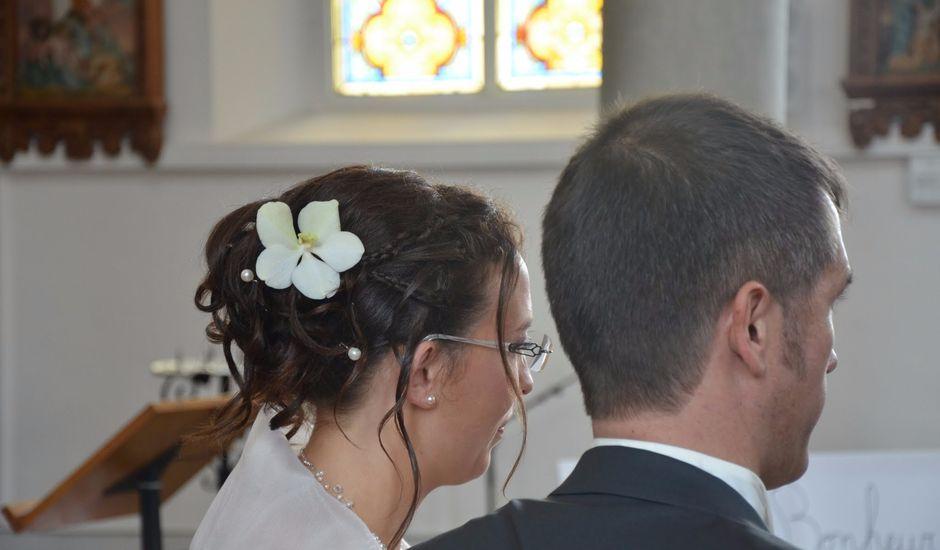 Le mariage de Antoine et Amélie à Bouvignies, Nord